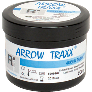 Arrow Traxx LC Modell komposit 200g