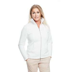 Ladies Sweatshirt Natural White L