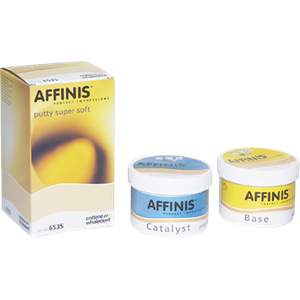 Affinis putty super soft 2x300ml