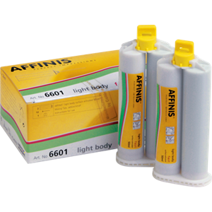 Affinis fast light body 2x50ml