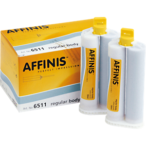 Affinis regular body 2x50ml
