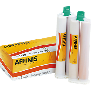 Affinis heavy body 2x75ml