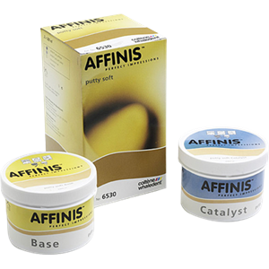 Affinis putty soft 2x300ml