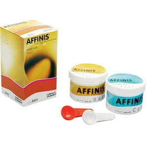 Affinis fast putty soft 2x300ml