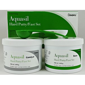 Aquasil Putty Hard Fast 2x450ml