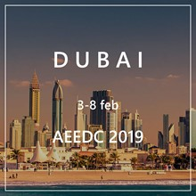 Dubai 3-8 feb 2019