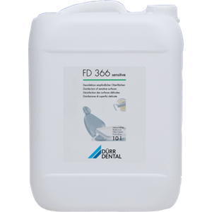 FD 366 Sensitive Rapid dunk 10 L