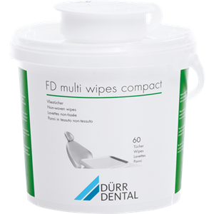 FD Multi Wipes Compact 29x30cm 60st