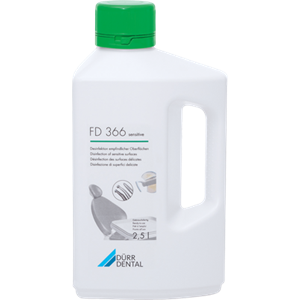 FD 366 Sensitive Rapid 2,5 liter