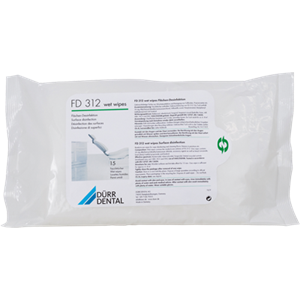 FD 312 Wet Wipes 15st