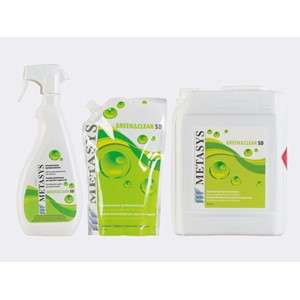 Green&Clean SD 5x750ml + 1x750ml spray flaska