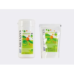 Green&Clean WD 6x120 wipes refill