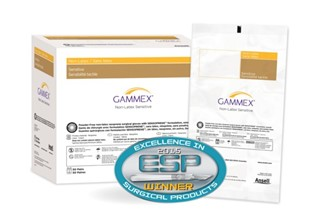OP Handske Gammex Non-Latex Sensitiv 6 50par