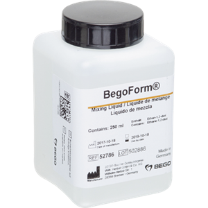 Begoform vätska 250ml