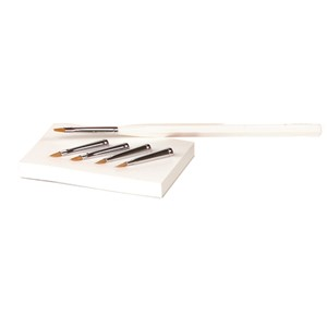 Gradia Brush Flat Nr. 1 10St
