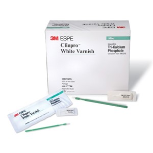 Clinpro White Varnish TCP Mint 50x0,5ml