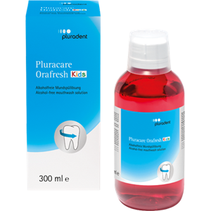 Pluracare Orafresh 300 ml Kids