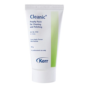 Cleanic Tub med Fluor Green Apple 100g