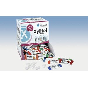 Miradent Xylitol Gum Sortiment 200x2st