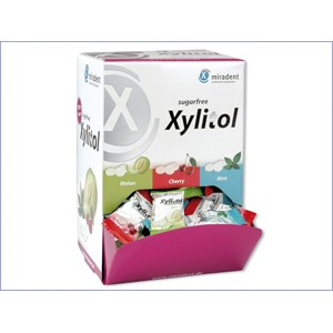 Xylitol Drops blandade 100st
