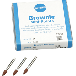 Brownie Mini 030 Vst 12st