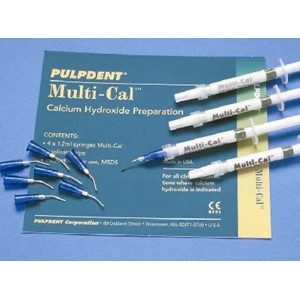 Multi-Cal 4x1,2ml calciumhydroxid