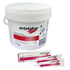 Zetalabor 5kg + 2x60ml Indurent Gel