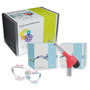KaVo PROPHYflex 4 Flamingo Prophy Box