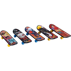 Leksaker Miratoi Fingerskateboards Mix 50st